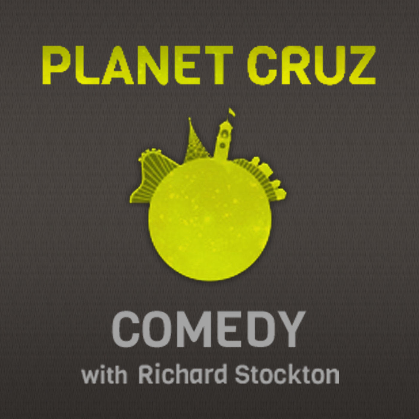 Planet Cruz Comedy Podcasts